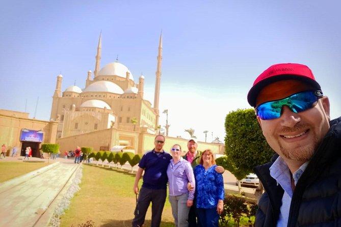 Private tour to Egyptian Museum & Citadel and khan El Khalili market
