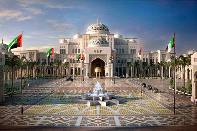 Abu Dhabi City Tour With Presidential Palace Entrance - Guided Tour