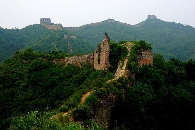 Gubeikou to Jinshanling Great Wall 1-Day Hiking Tour