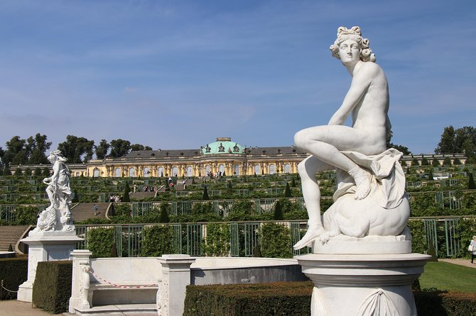 Potsdam Private Sightseeing Tour with vehicle and photographer guide