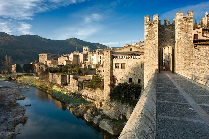Besalu, Banyoles Lake and Volcanoes of Girona Small group from Girona
