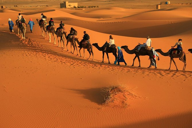 Morocco Tour itinerary : 3 Day tour from Marrakech to Chigaga Desert