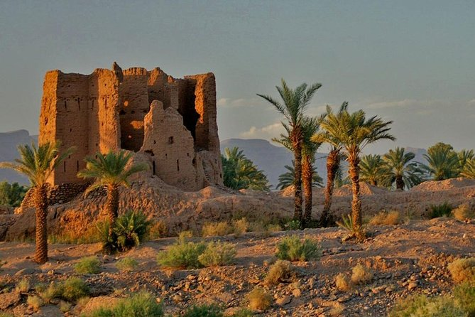 Marrakesh shared desert tour 2 days