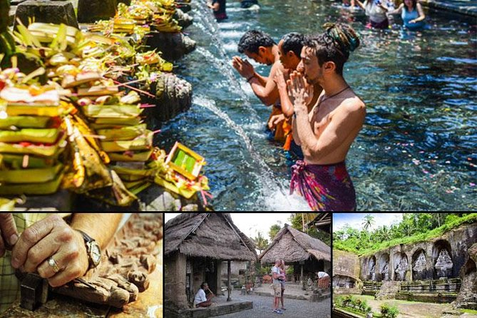 Private Tour : Bali Ubud Cultural with Tirta Empul Temple Full-day
