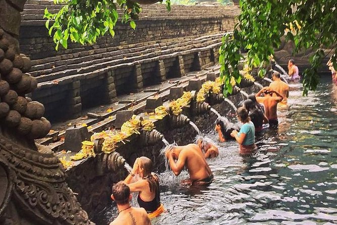 Private Tour :Ubud Cultural with Tirta Empul Holy Water Temple All-inclusive
