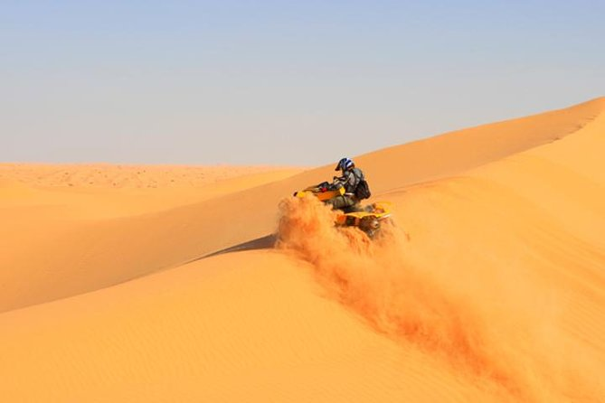 Desert Safari Trip by Quad Bike photo 6