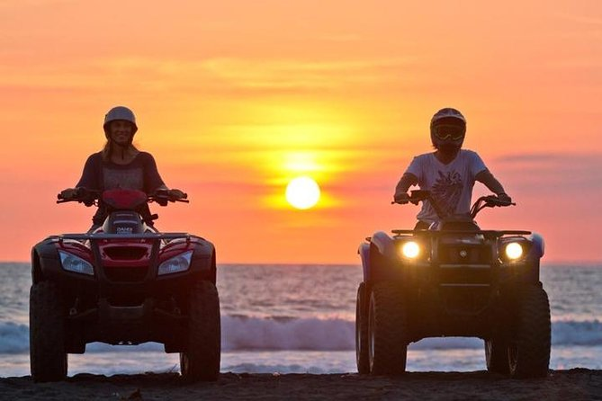 Sunset Desert Safari Trip by Quad Bike photo 2