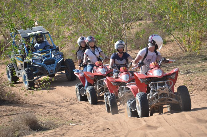Quad and Buggy Agadir Morocco