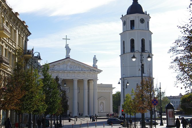 Bike Tour of Old and Modern Vilnius photo 4