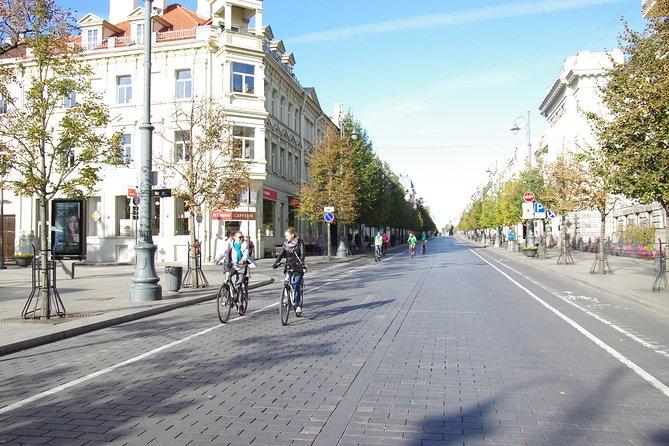 Bike Tour of Old and Modern Vilnius photo 7