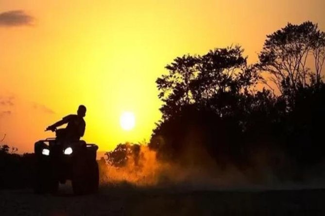 Sunset Desert Safari Trip by Quad Bike photo 1