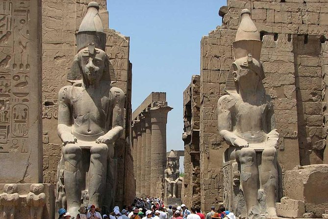 Valley of the Kings Luxor Full-Day Tour from Hurghada