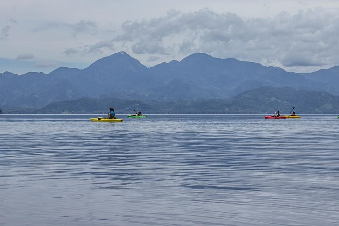 Kayak - Yojoa Lake, Honduras.