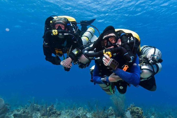PADI Advanced Open Water Diving Course in Hurghada