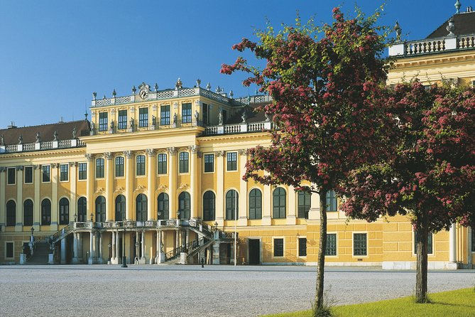 Skip-the-line Schoenbrunn Palace and Vienna Highlights Private Tour by Minivan