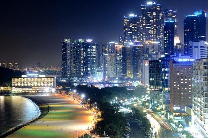 A quick layover Busan Trip