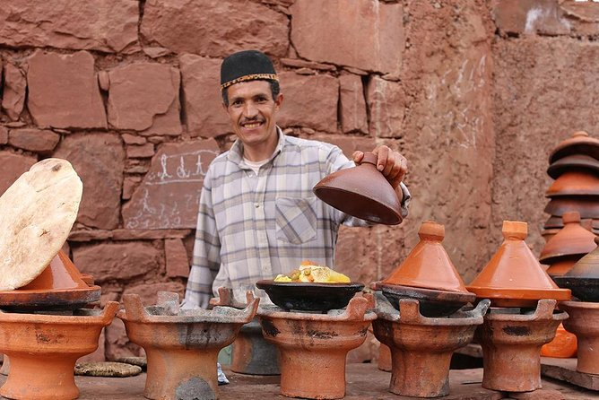 Three Valleys and High Atlas adventure Full Day Trip From Marrakech