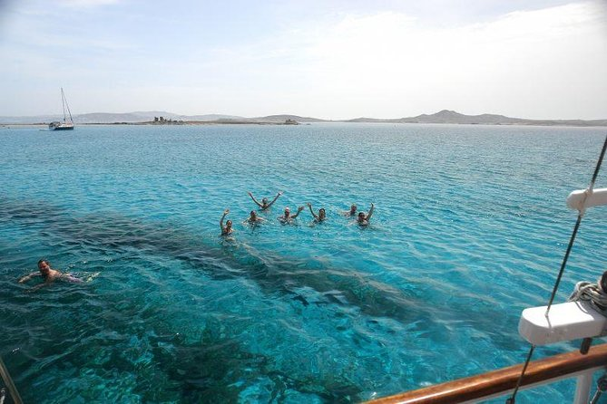 The Authentic Rhenia-Delos Daily Cruise