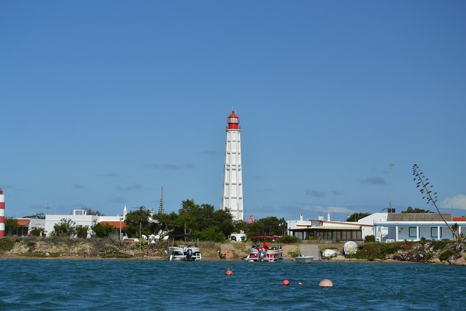 Ria Formosa Natural Park Boat Cruise from Faro