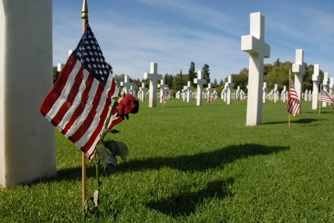 Full Day Private Tour: American D-Day Beaches from Bayeux
