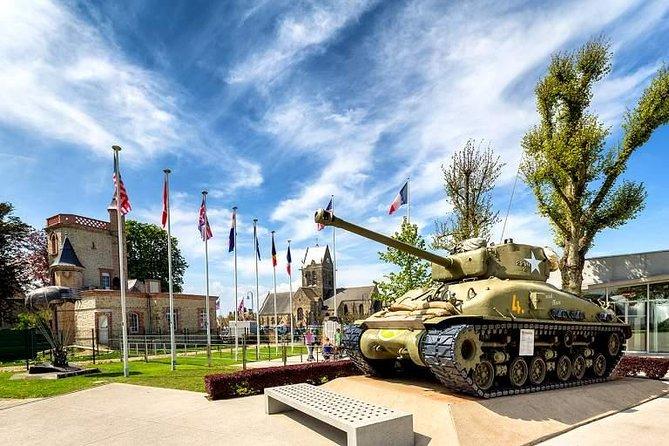 Sainte-Mère-Eglise : Airborne Museum