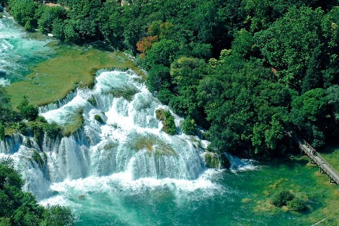 Krka NP PRIVATE tour by VAN