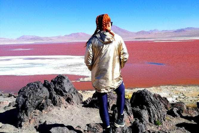 Apartamentos de Sal Uyuni de 2 Dias - Incluindo Laguna Colorada por Voo de La Paz