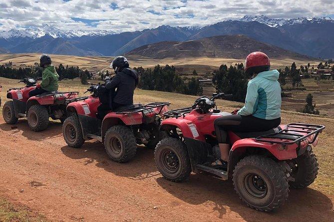 ATVs in Sacred Valley cusco (Maras Moray Tour) half day