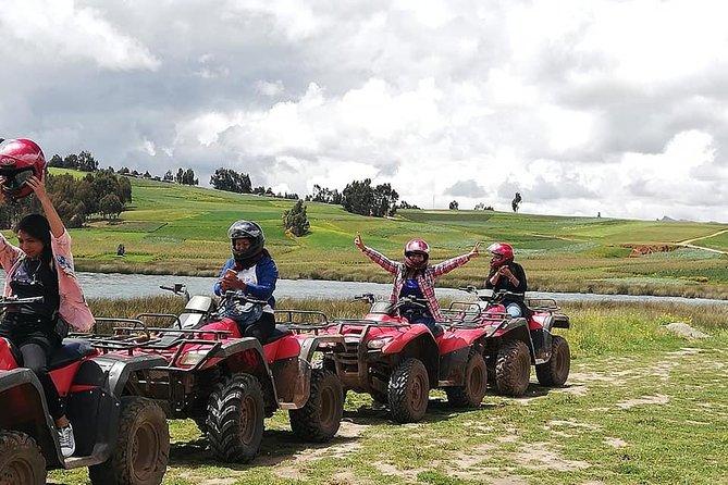 ATVs Tour in Maras Moray (haft day tour Cusco)