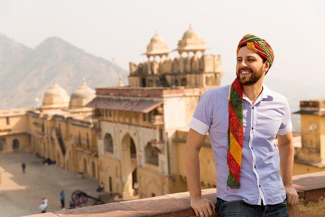 Full Day Jaipur Private City Tour