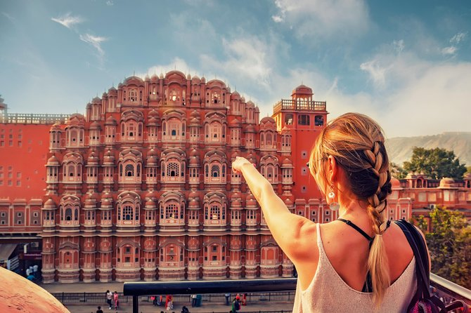 Private Jaipur City Tour from Delhi by Car