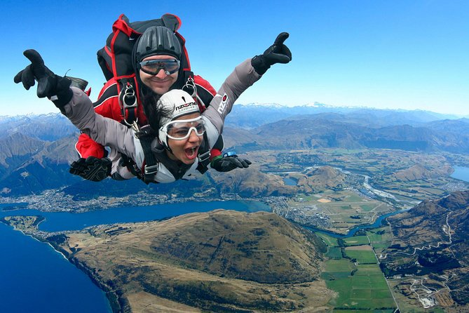 10 Day Adrenalin Tour. Skydiving, Bungy, Rafting, Climbing, Heli MTB & more.