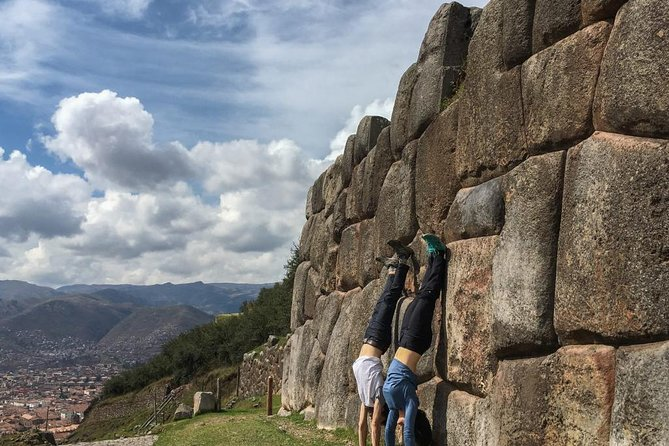 Cusco 4-Hour Private Tour Including Sacsayhuaman and Qenqo
