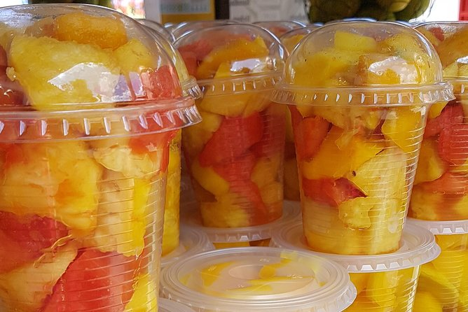 Exotic Fruits and Local Snacks Tour