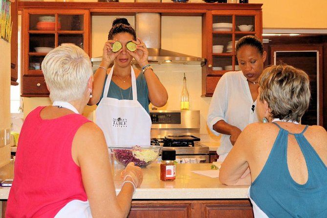 Nicole's Table - Cooking with Rum