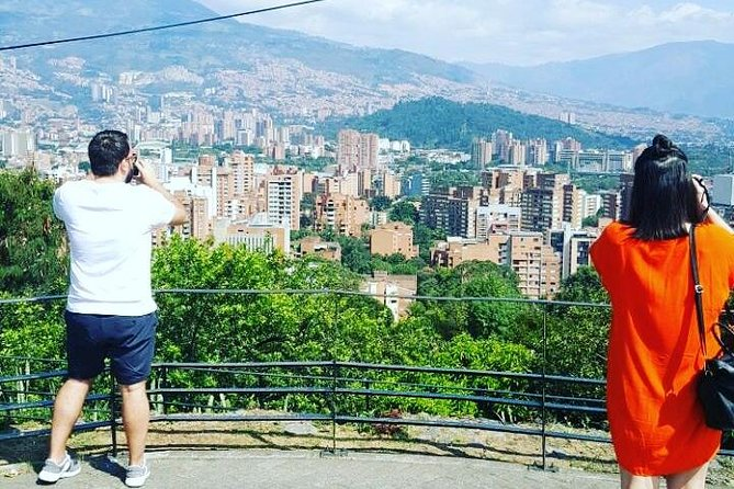 Medellin Historical City Tour