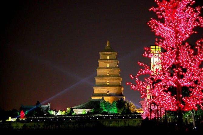 Unabhängige Tour von Xi'an mit privatem Transport