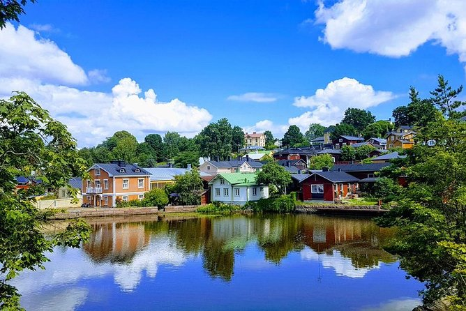 Discover Helsinki & Medieval Porvoo Village Private Tour