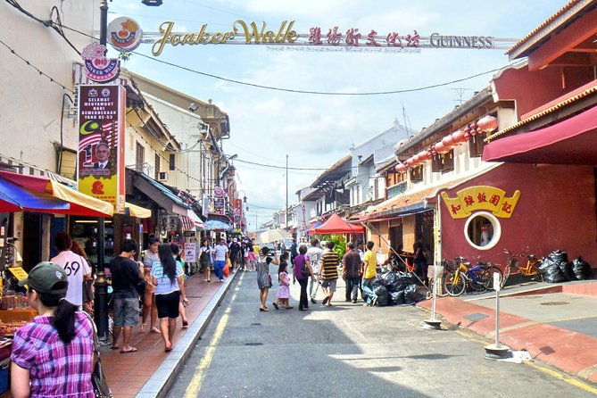 A Historical Tour of Malacca