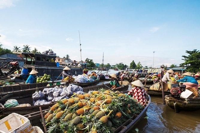 Lazy waterways - Private 4-day Mekong Delta Tour