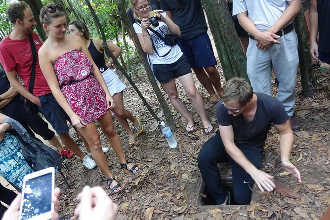 Mekong Delta, Cu Chi Tunnels Combo Tour from Ho Chi Minh City