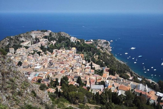 Taormina, Castelmola and Naxos Bay - shore excursion for PRIVATE SMALL GROUP