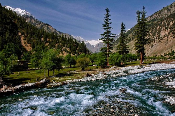 Srinagar Tour Package with Pahalgam 02Nights/03Days