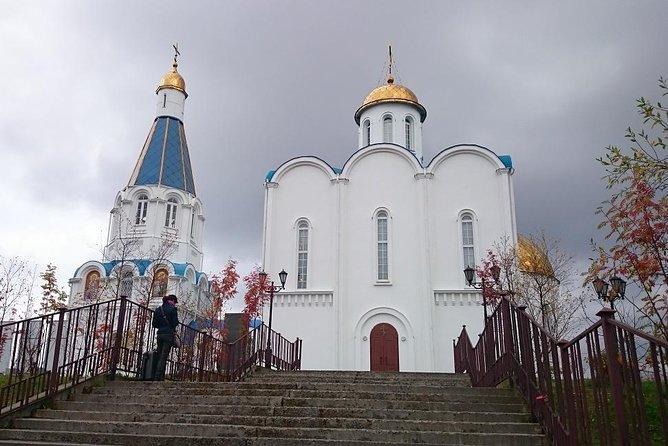 Murmansk: Highlights along Lenina Avenue Walking Audio Tour by VoiceMap