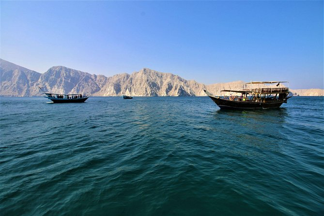 Khasab Musandam Cruise Lunch Day Trip from Dubai