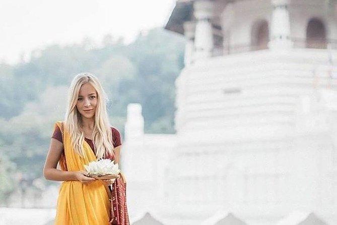 2 Day Tour to Kandy & Sigiriya from waskaduwa