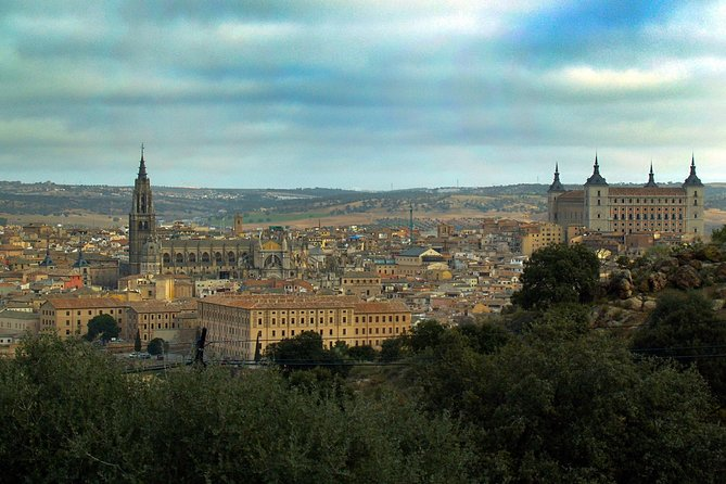 PRIVATE TOUR: Full Day Toledo from Madrid