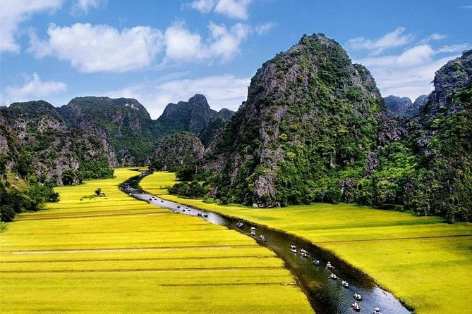 Hoa Lu Tam Coc Luxury 1 Day Trip From Hanoi