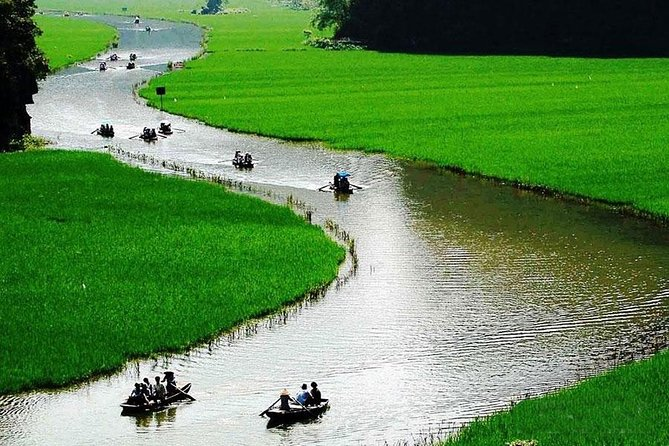 Hoa Lu Tam Coc 1 Day Trip From Hanoi - Optinal Biking
