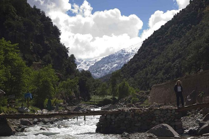 Day trip from Marrakech to Atlas Mountains including hiking and walking trek photo 9